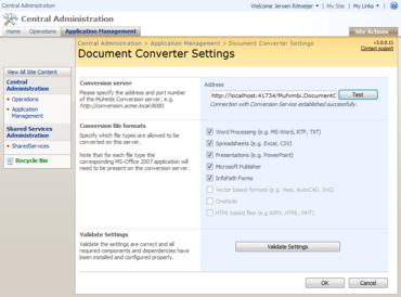 Muhimbi PDF Converter adds MSG file conversion