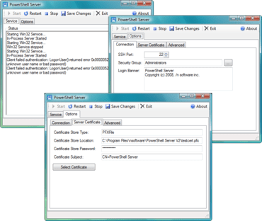 PowerShell Server V5.0 released