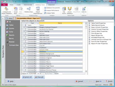 Total Access Analyzer adds Access 2010 support