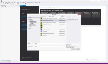 Visual Studio 2012 Integration