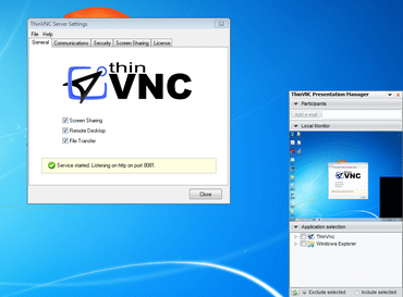 ThinVNC released