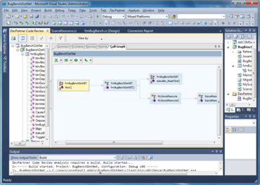 DevPartner Studio Professional V11 released