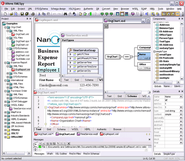 Altova MissionKit improves Database support