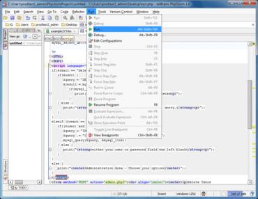 PhpStorm adds Composer Dependency Manager