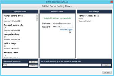 Social Coding for VS Anywhere