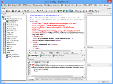 Altova MissionKit adds RaptorXML Engine