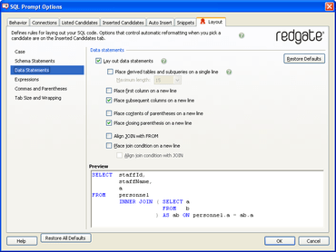 SQL Prompt Pro adds SSMS 2014 support