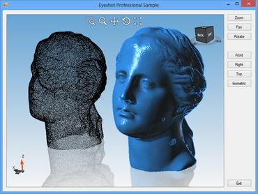 Eyeshot 7 improves Solid3D support