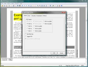 AH XSL Formatter updated
