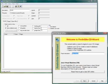 FindinSite-CD updated to V6.15