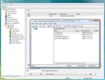 SourceAnywhere Standalone  adds VS 2012 support