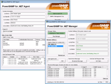 PowerSNMP for .NET updated