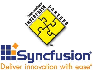 Syncfusion joins Enterprise Partner tier
