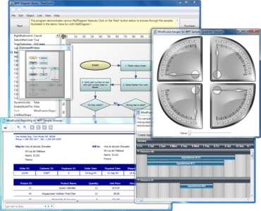 MindFusion.WPF Pack now available