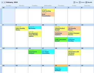 Event Calendar Plus released