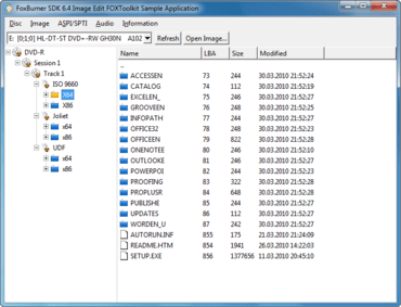FoxBurner SDK released