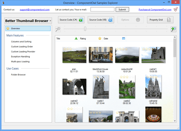 Better Thumbnail Browser released