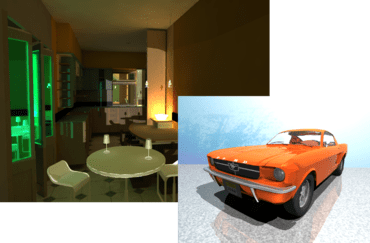 VectorDraw Ray Tracing Engine (vdRay) released