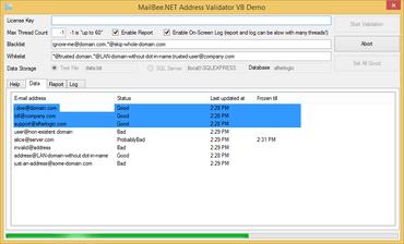 MailBee.NET Address Validator released