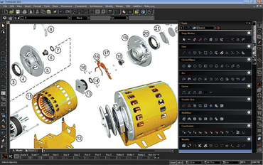 TurboCAD Pro Platinum released