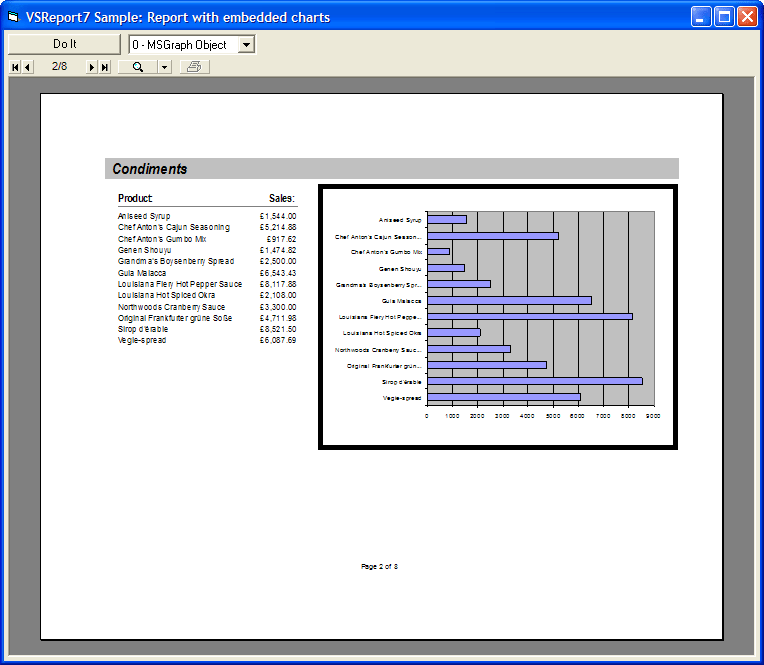 Screenshot of VSVIEW Classic Edition