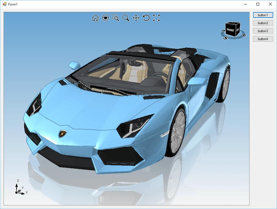 Screenshot of Eyeshot Ultimate