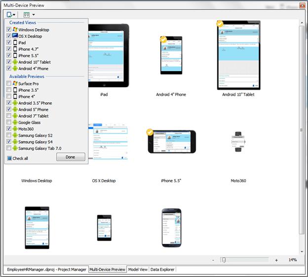 Screenshot of Delphi Ultimate