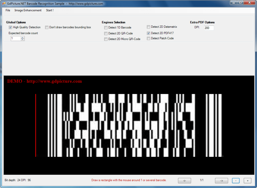 barcode decoder software free