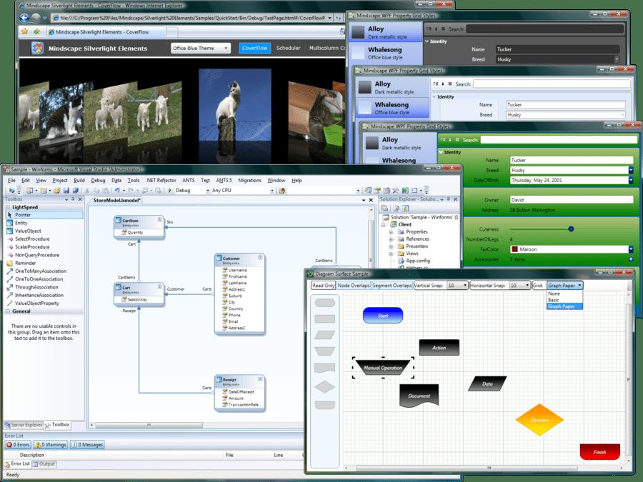 Schermata di Mindscape Mega Pack