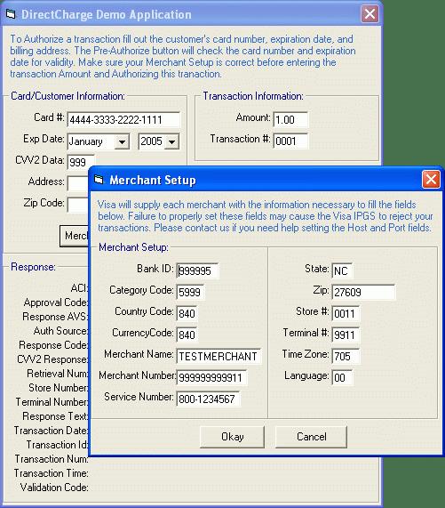 Captura de tela do E-Payment Integrator PHP Edition