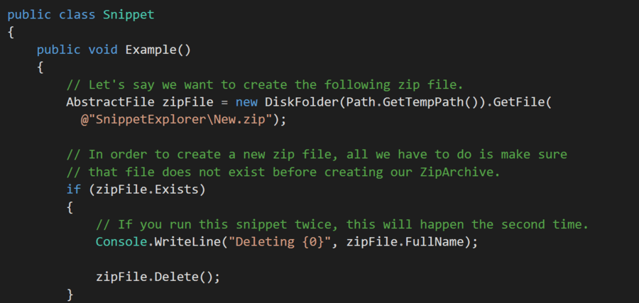 Screenshot of Xceed Data Manipulation Suite