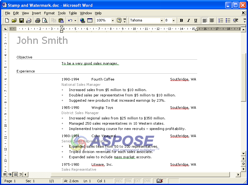 aspose.word create pdf fields