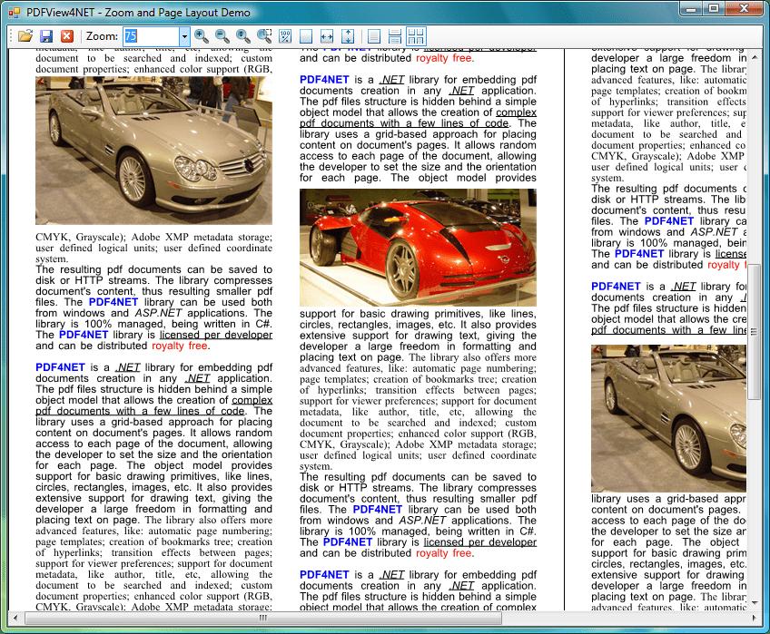 pdf where is application print dialogue box