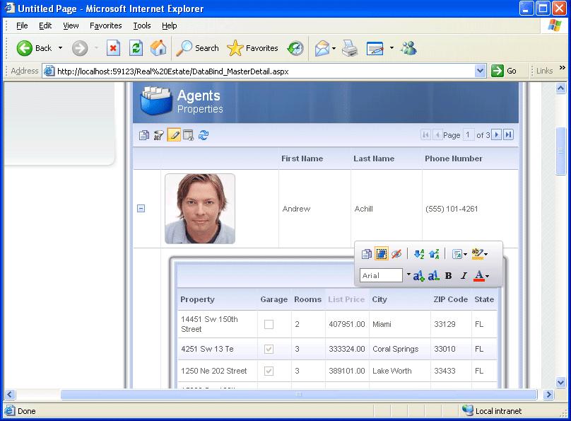 Fx information