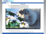 LEADTOOLS Multimedia adds Live Streaming to the Media Server