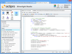 Actipro SyntaxEditor for Silverlight 2017.1 build 0210