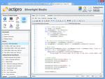 Actipro SyntaxEditor for Silverlight 2017.2 build 0221