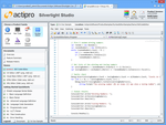 Actipro SyntaxEditor for Silverlight 2018.1 build 0231