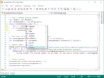 Actipro SyntaxEditor for WPF 21.1.1