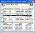 VISUAL BASIC - True DBGrid Pro