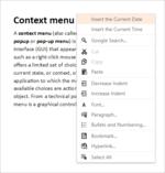 Menu - DevExpress ASP NET