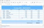 Telerik ASP.NET Core Spreadsheet
