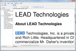 LEADTOOLS Imaging Pro SDK updated