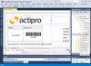 Actipro Bar Code for Silverlight について