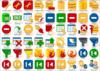 About Grafile Database Bonus Icon Collection