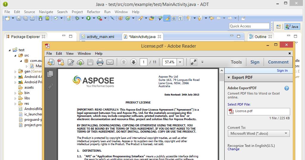 telerik rad pdf viewer document source