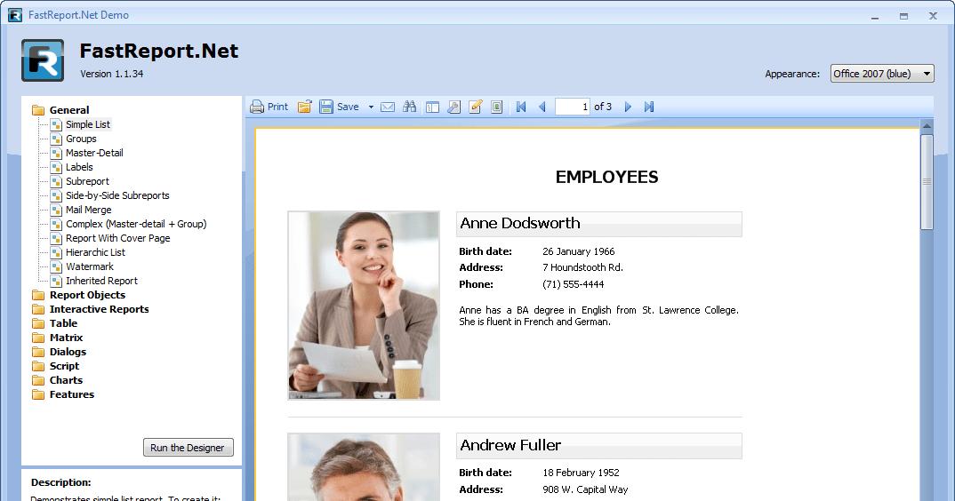 telerik report tutorial wpf pdf