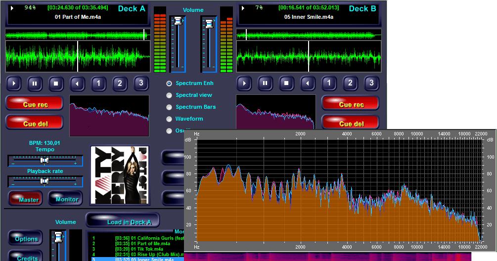 Audio DJ Studio API for  NET released