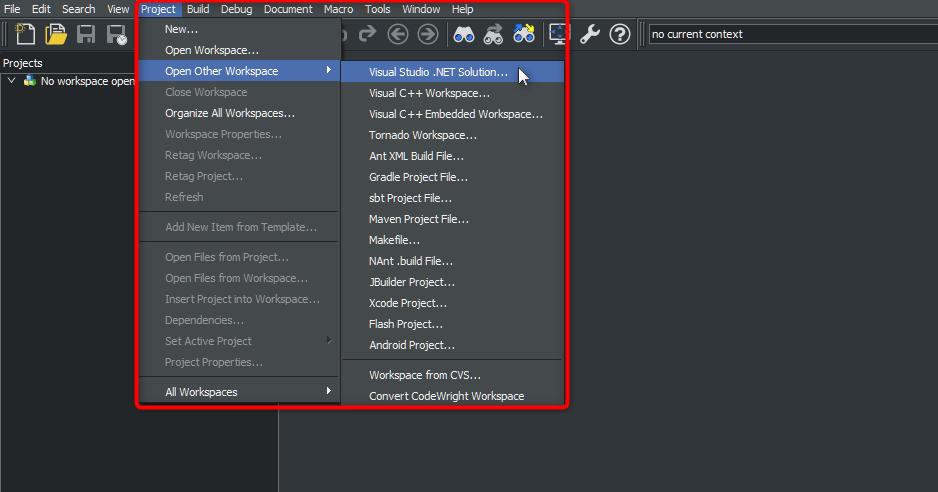 slickedit for windows 2018 ビルドv23 0 0