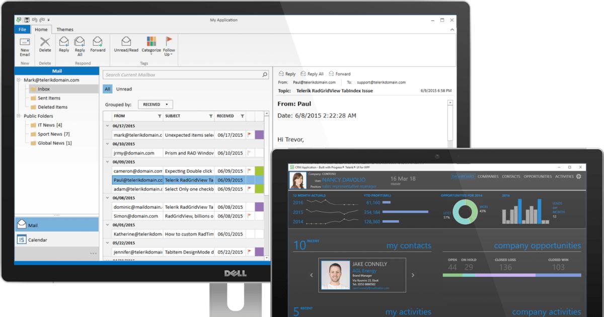 Telerik UI for WPF R1 2019 SP1